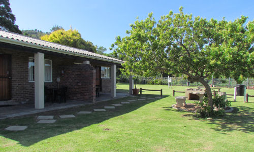 Self-Catering Holiday Chalets at Monks, Knysna