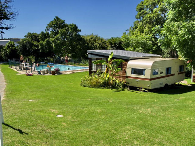 Monks Caravan Park Knysna