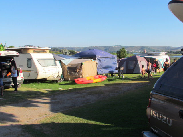 Knysna Monks Caravan Park